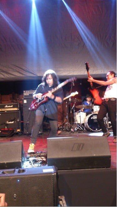 Konser Gitaris Eet Syahranie EDANE