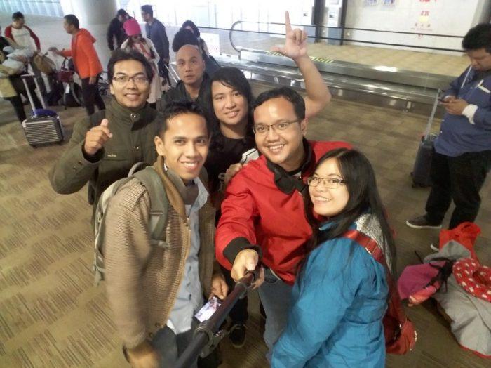 Komunitas SB1M wisata gratis ke shanghai disneyland