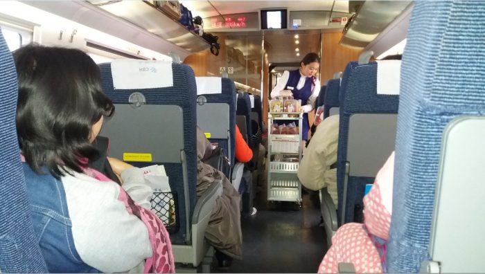 Kereta Cepat Bullet Train China Shanghai Beijing