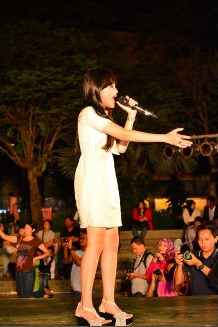 Konser Purwacaraka PCMS Jakarta