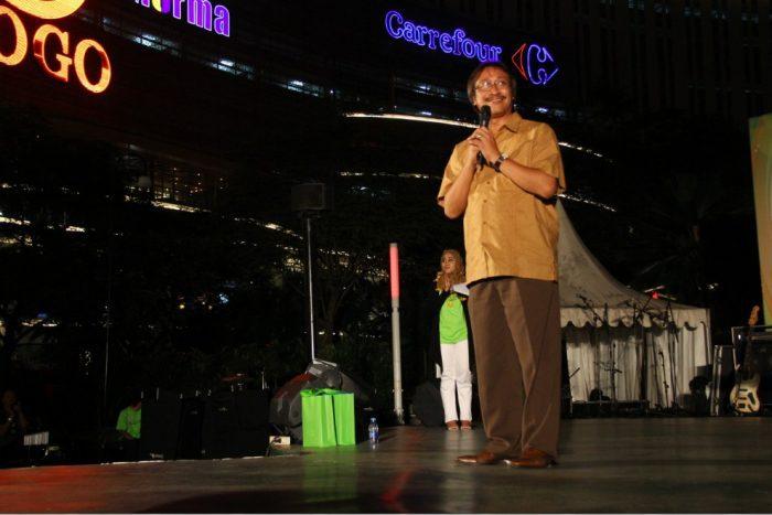 Konser Besar Purwacaraka PCMS Jakarta