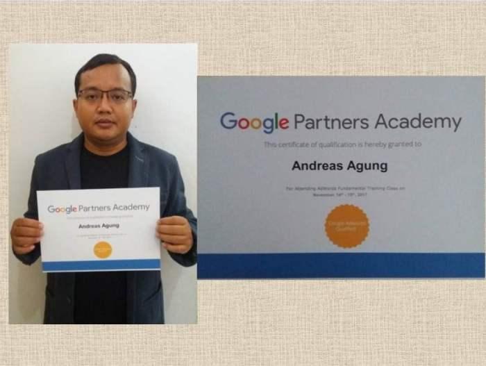 Pembicara Internet Marketing Andreas Agung