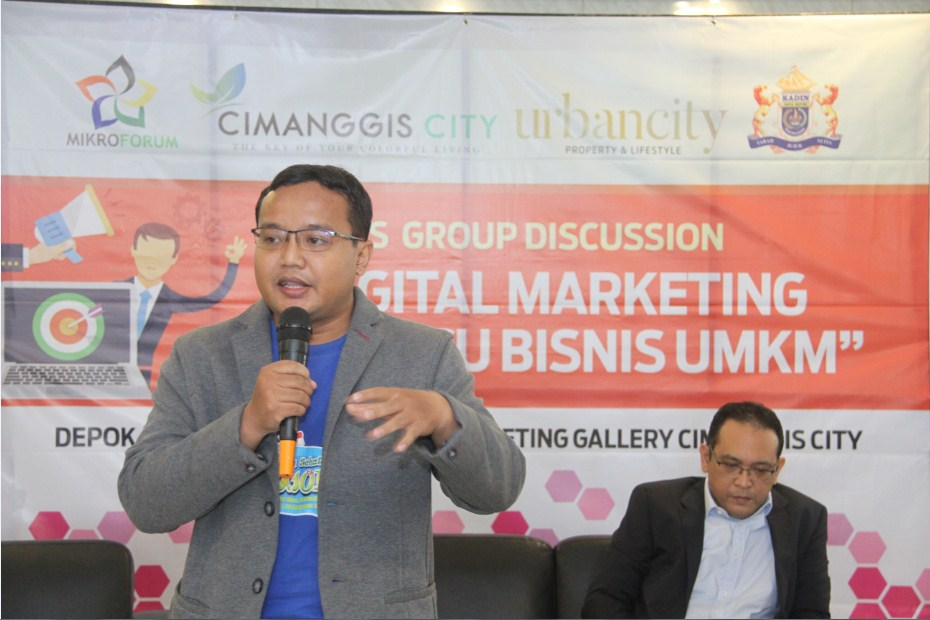 Pembicara Digital Marketing Terbaik Indonesia