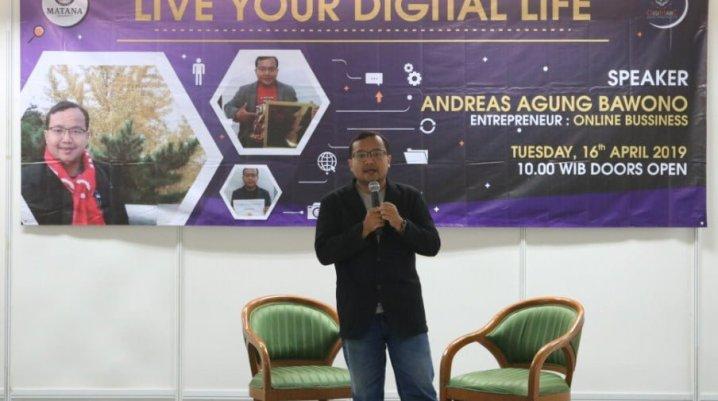 Pembicara Digital Marketing Terbaik di Nunukan