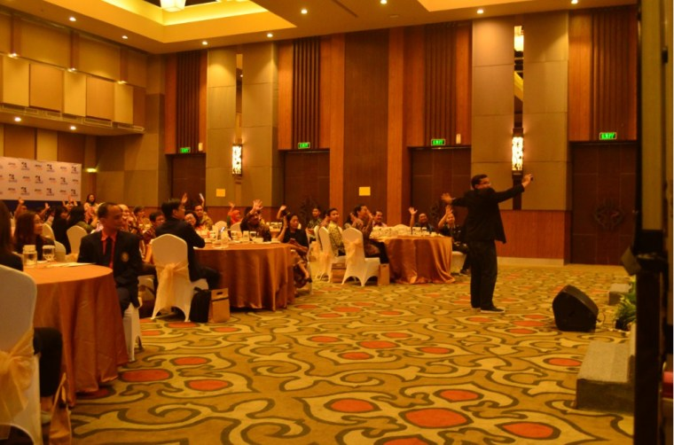 Seminar Digital Marketing Universitas Atma Jaya Yogyakarta
