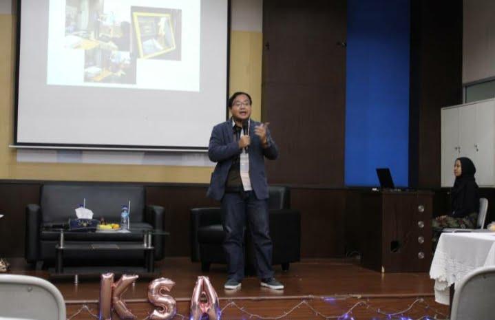 Pembicara Seminar E-Commerce Terbaik Indonesia