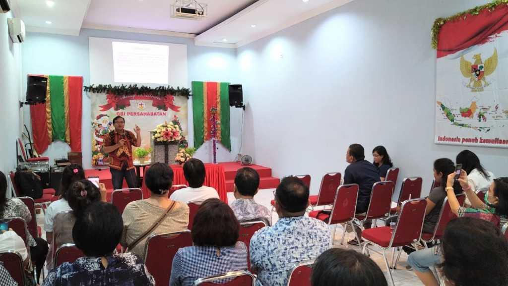 Seminar Digital Marketing GBI Persahabatan Rawamangun