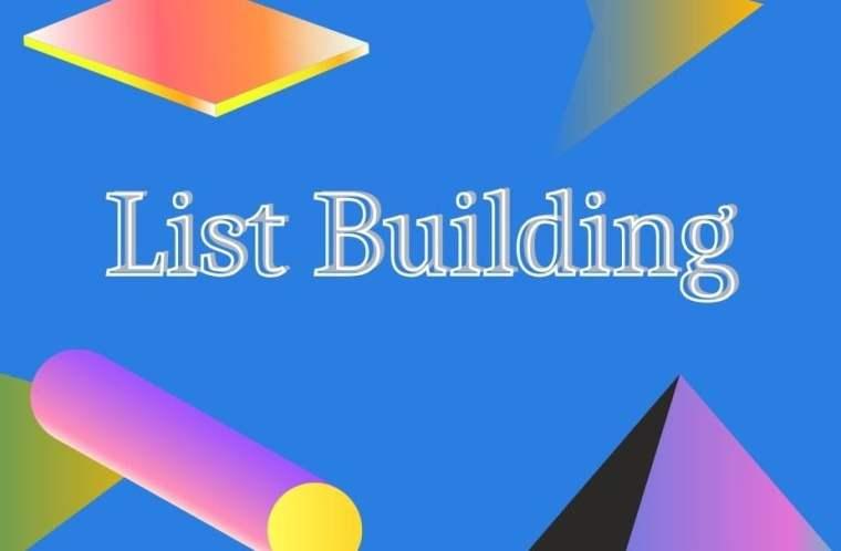 Manfaat List Building untuk Meningkatkan Penjualan