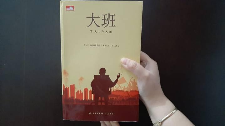 Review Buku TAIPAN The Winner Takes It All