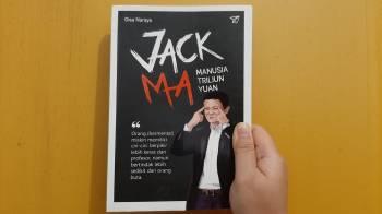 Ulasan Buku Jack Ma Manusia Triliun Yuan