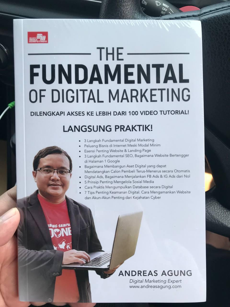 Buku Digital Marketing Terbaik Indonesia