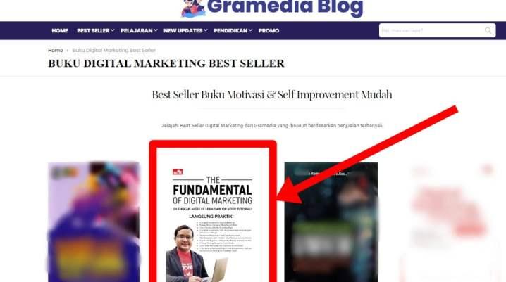 Buku Digital Marketing Best Seller Yang Wajib Anda Baca