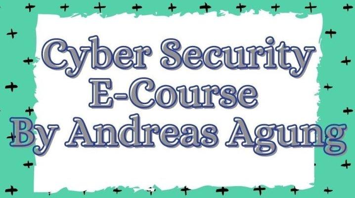 Kursus Online Cyber Security Keamanan Digital untuk Pemula