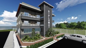 Rendering of Belize Condo