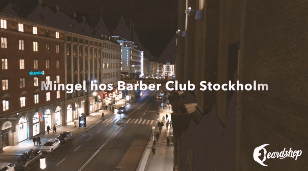 Barber Club Stockholm Malmskillnadsgatan