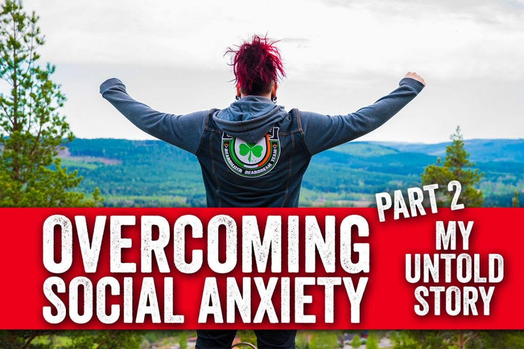 Overcome social anxiety