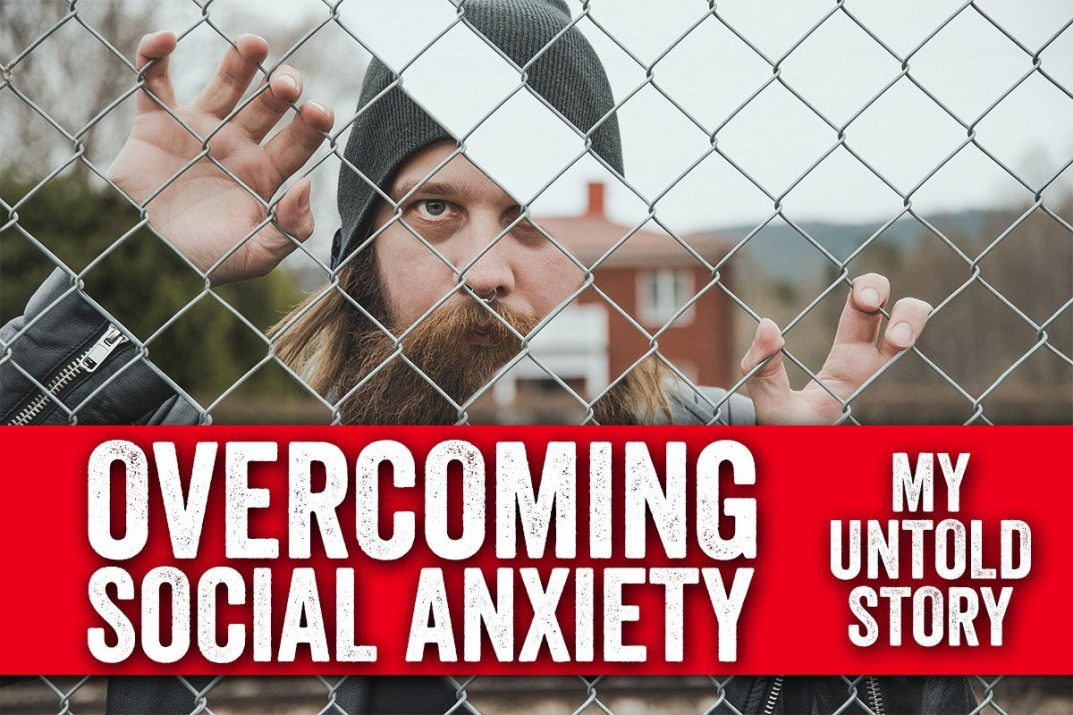 Andreas Fransson Overcoming social anxiety
