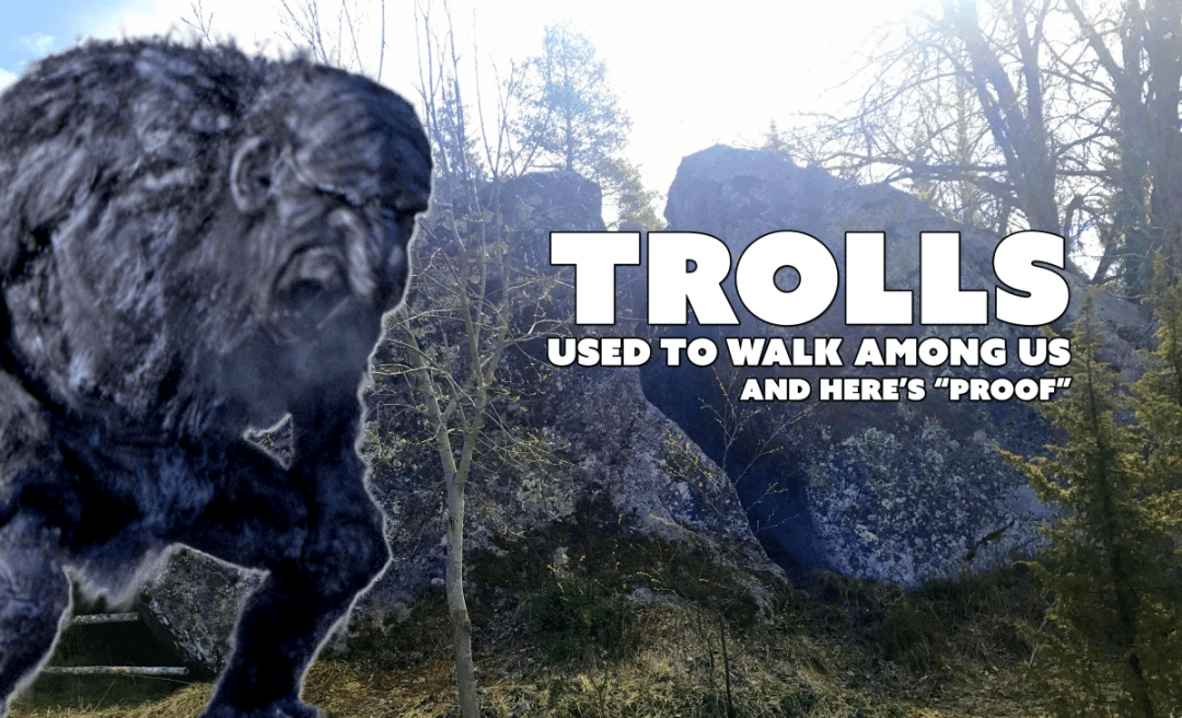 trolls walked among us