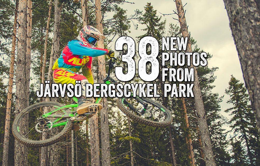 38 NEW photos from Järvsö Bergscykel Park - From June 6th 2017 (Järvsö Bike Park)