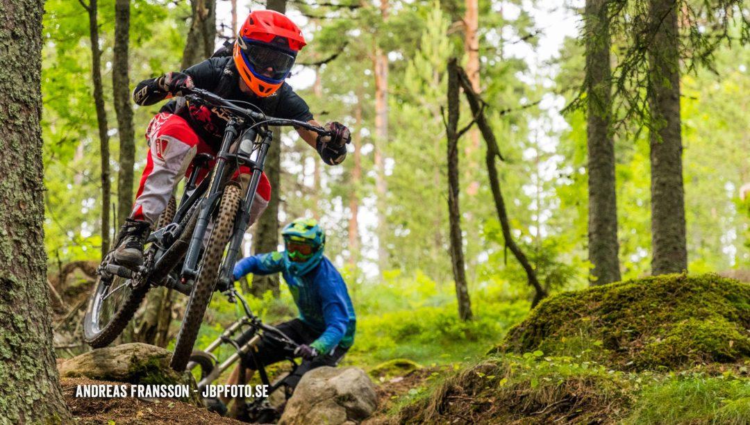 Järvsö Bergscykel Park Itzy Bitzy