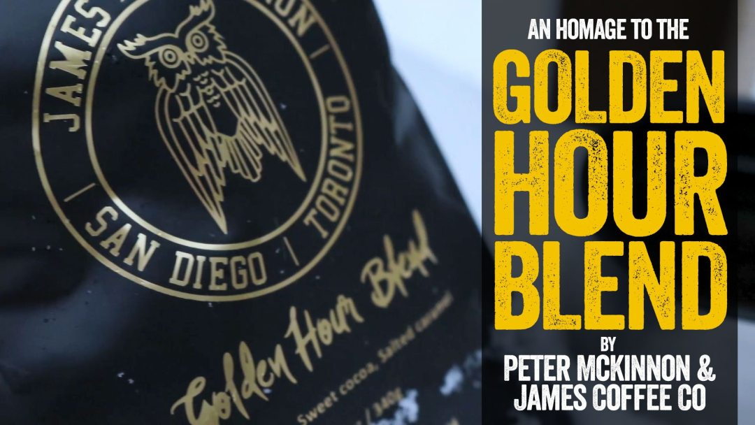Peter McKinnons Golden Hour Blend