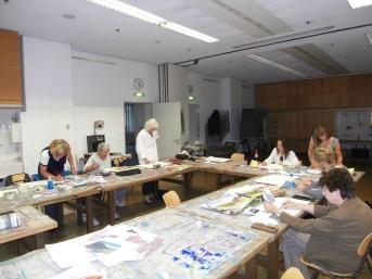 Workshop staatliche Museen - Dozent Andreas Mattern