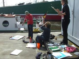 Unterrichten in Hamburg 2007