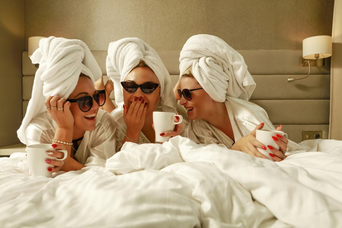 Reden über Sex, 3 Frauen im Bett, Andreas Mittlböck