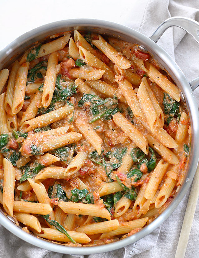 TOP 5 Easy To To Healthy Pasta Recipes