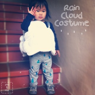 Rain Cloud Costume tutorial