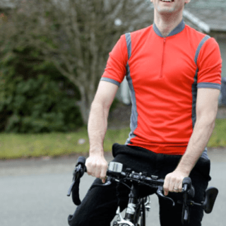 DIY Men's Bicycling Jersey