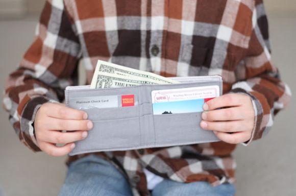 boys wallet tutorial