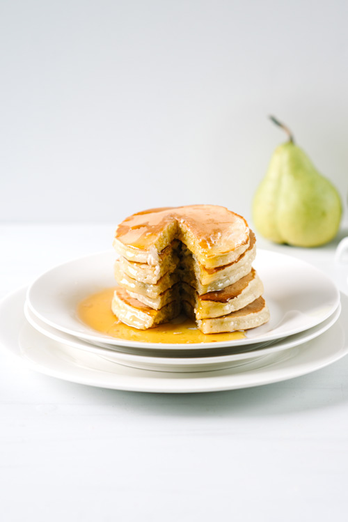 pear pancakes and tons of other great pancake recipes