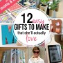 Gifts To Make For Moms And Teachers Andrea S Notebook