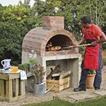 Build a pizza oven