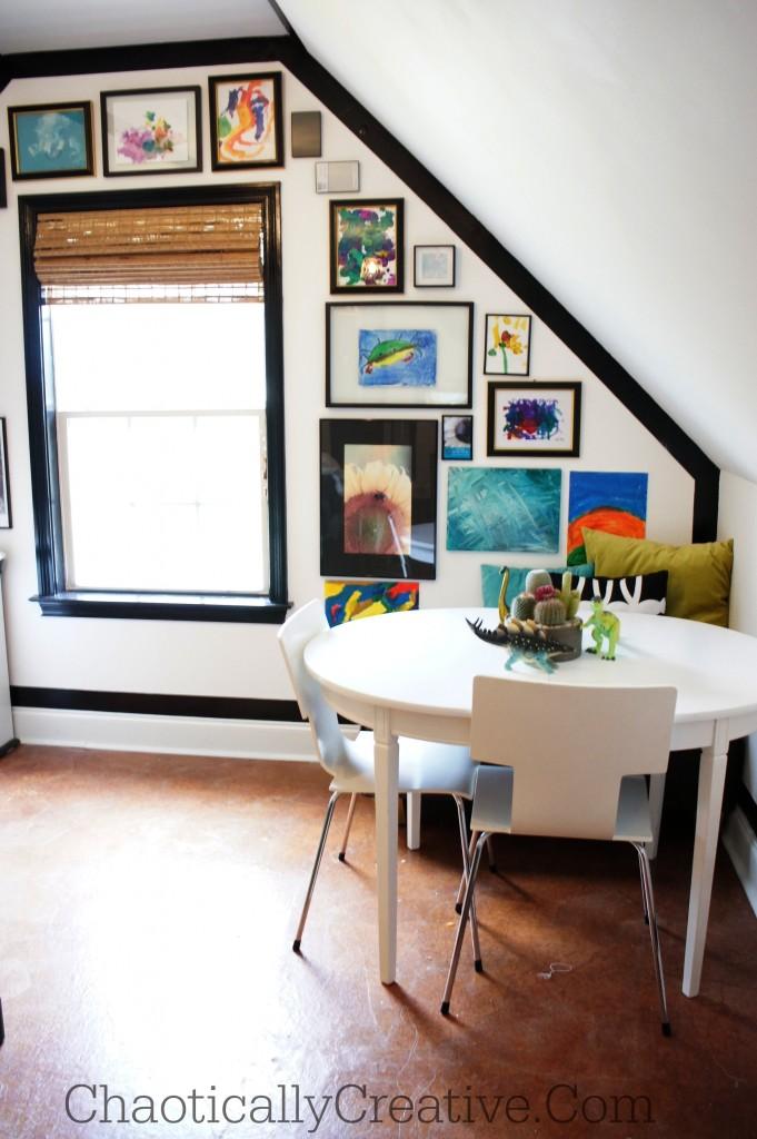 Paper bag floors & other creative flooring ideas