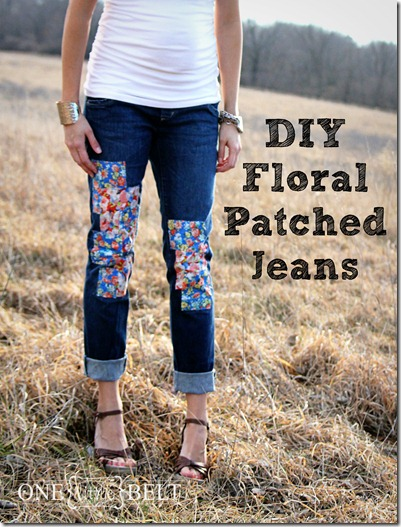 Lots of great knee patch ideas