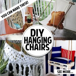 How To Make A Hanging Chair Graco Duodiner High Metropolis You Can Andrea S Notebook So Gerat