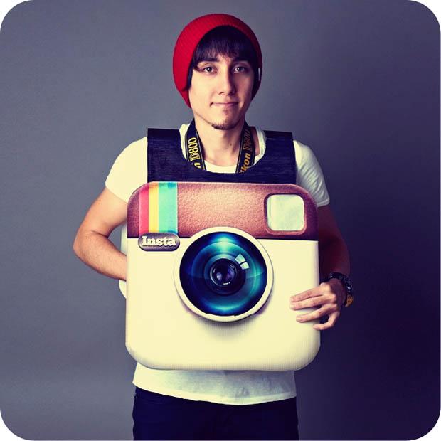 Instagram costume!