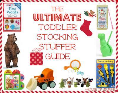 tons of stocking stuffer ideas