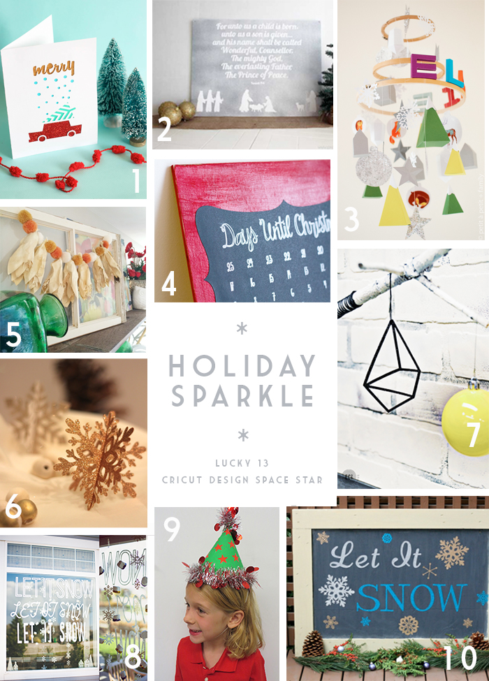 Great projects for the Cricut!
