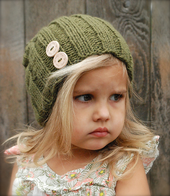 Lots of great knit hat patterns!
