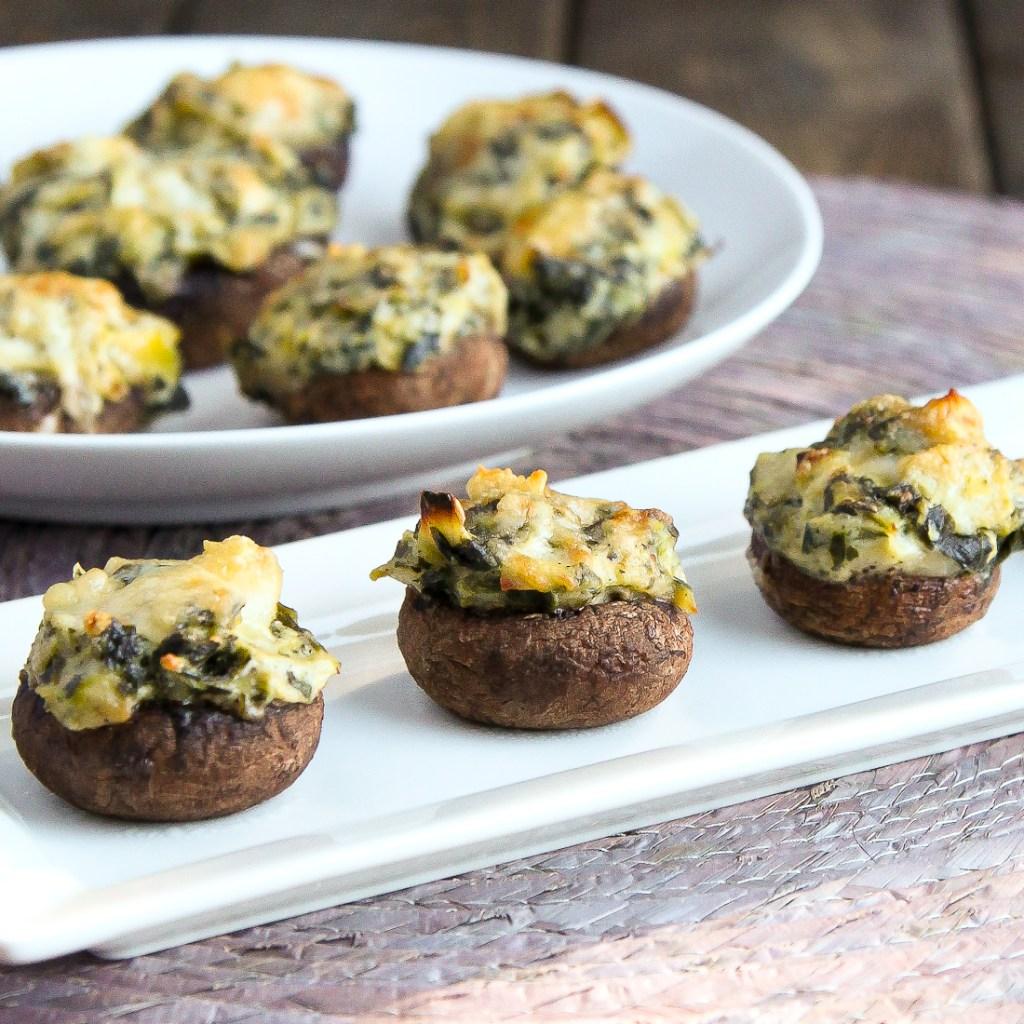 stuffed mushroom recipe