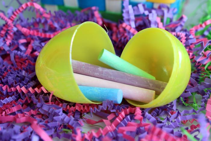 Chalk for Easter Egg Fillers