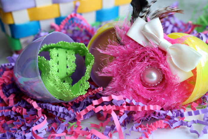 Hair Accessories for Easter Egg Fillers
