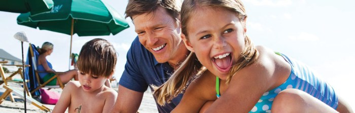 25 Family Vacations for Active Kids (Isle of Palms)
