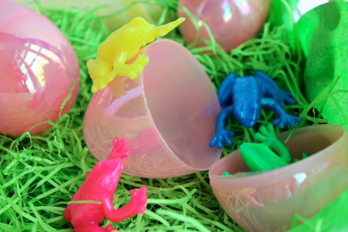 Little Animals for Easter Egg Fillers