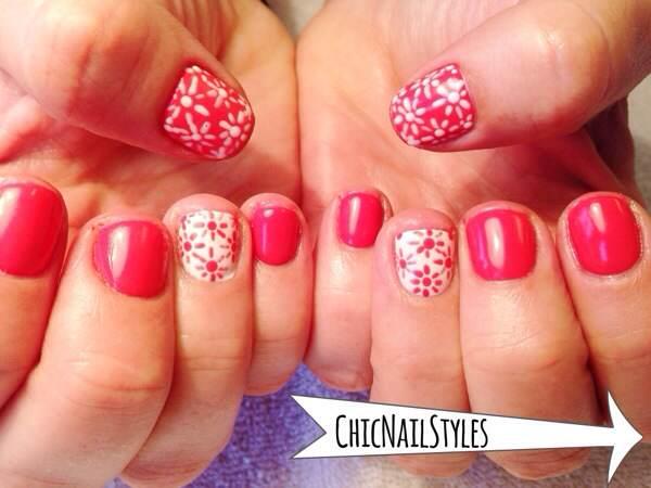 Spring 2015 Nail Art Tutorials