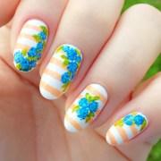 spring nail art tutorials
