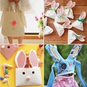 30 DIY Bunny Bag Tutorials